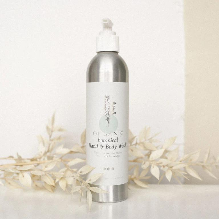 Organic Hand and Body Wash - Tofino Spa Collection