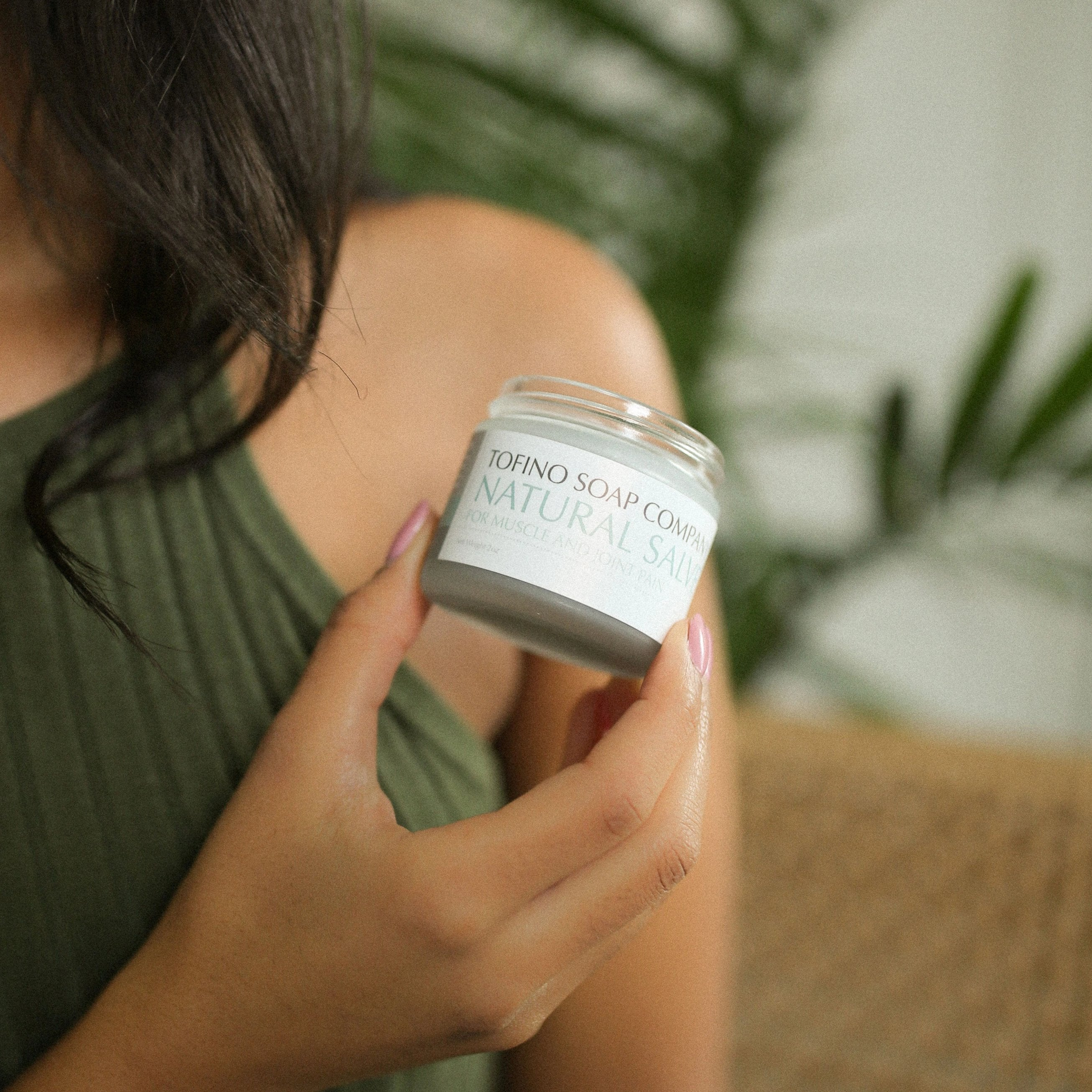 Natural Muscle Salve - Tofino Soap Company ®