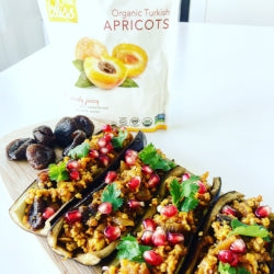 Armenian Stuffed Eggplant | Fruit Bliss Vegan Fruit Snacks