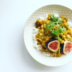 Chickpea Curry Recipe | Fruit Bliss Organic Fruit Snacks
