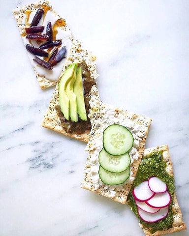 Passover Friendly Toast | Fruit Bliss