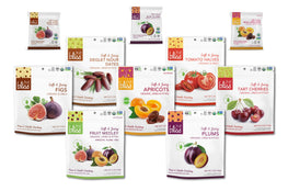Fruit Bliss Organic Snack Sampler Pack (7 Pouches, 3 Mini Pouches)