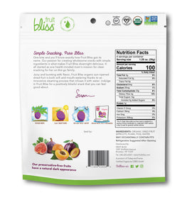 2-Pack Fruit Bliss Organic Fruit Medley (5 oz. each)