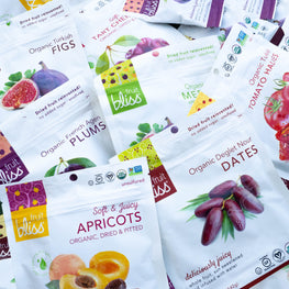 Fruit Bliss Organic Dried Fruit Snacks