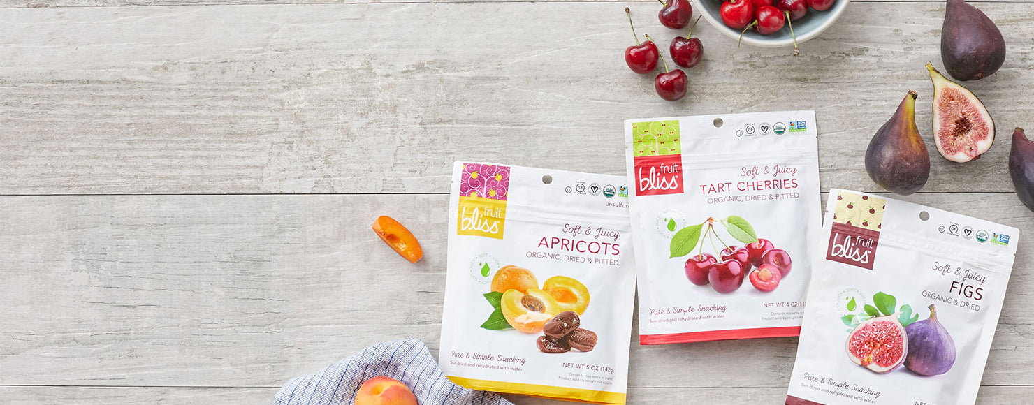 Fruit Bliss Organic Fruit Snacks