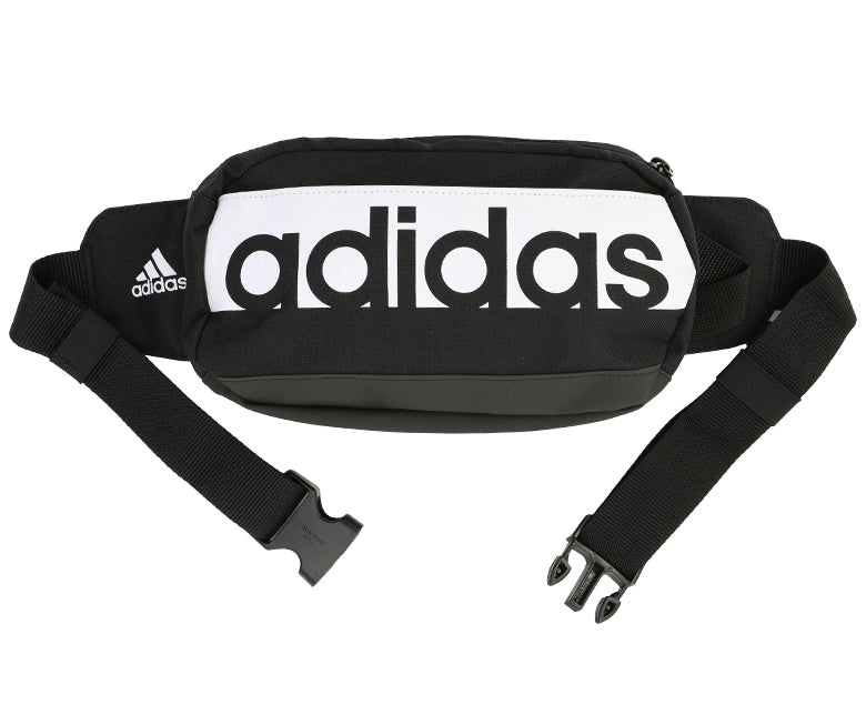 b4cf6c83d5 Adidas Waistpack S99983 Waist Bag Run Belt Bum Bag Shoulder Cross ...