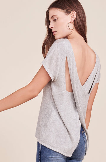 BB DAKOTA PIERS CROSS BACK TEE