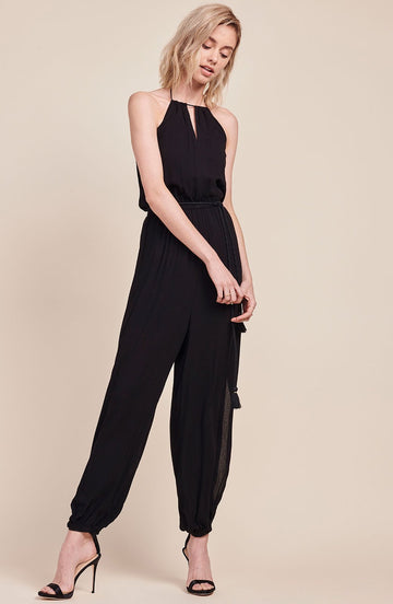 JACK BY BB DAKOTA XIMENA HIGH NECK JUMPSUIT
