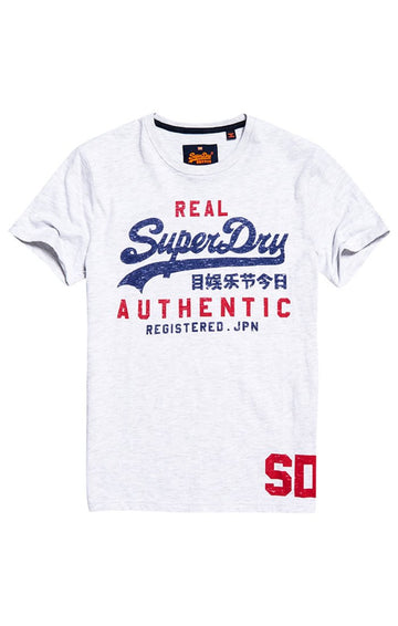 SUPERDRY VINTAGE AUTHENTIC DUO TEE