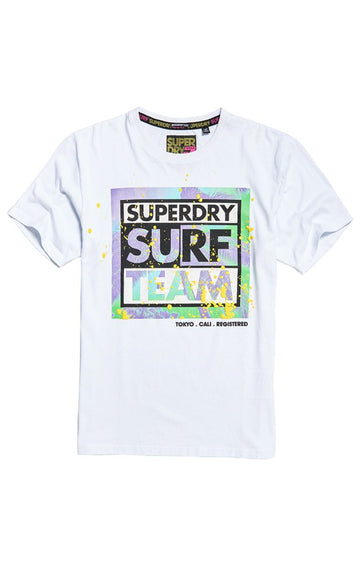 Superdry echo box fit tee