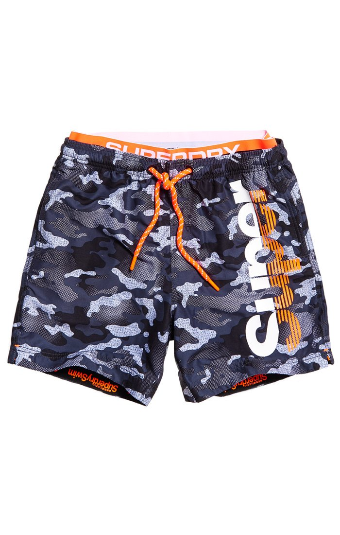 Superdry SD state volley swimshort