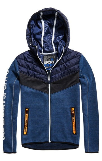 Superdry gym tech chevron hybrid