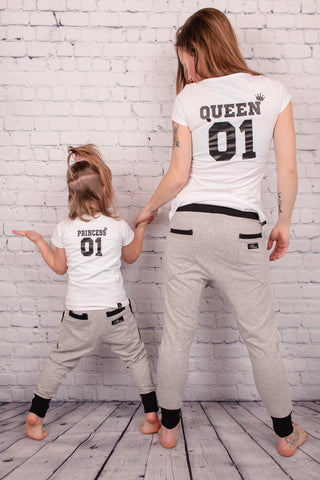 Royal Family T-Shirt Mutter