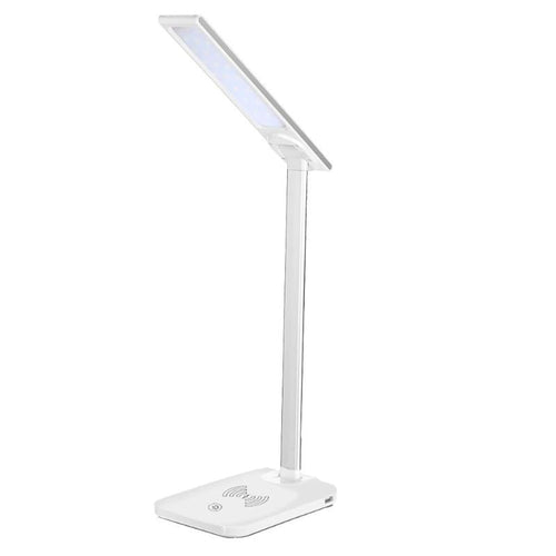 USB Charge LED Reading Lamp Folding Desk Lamp