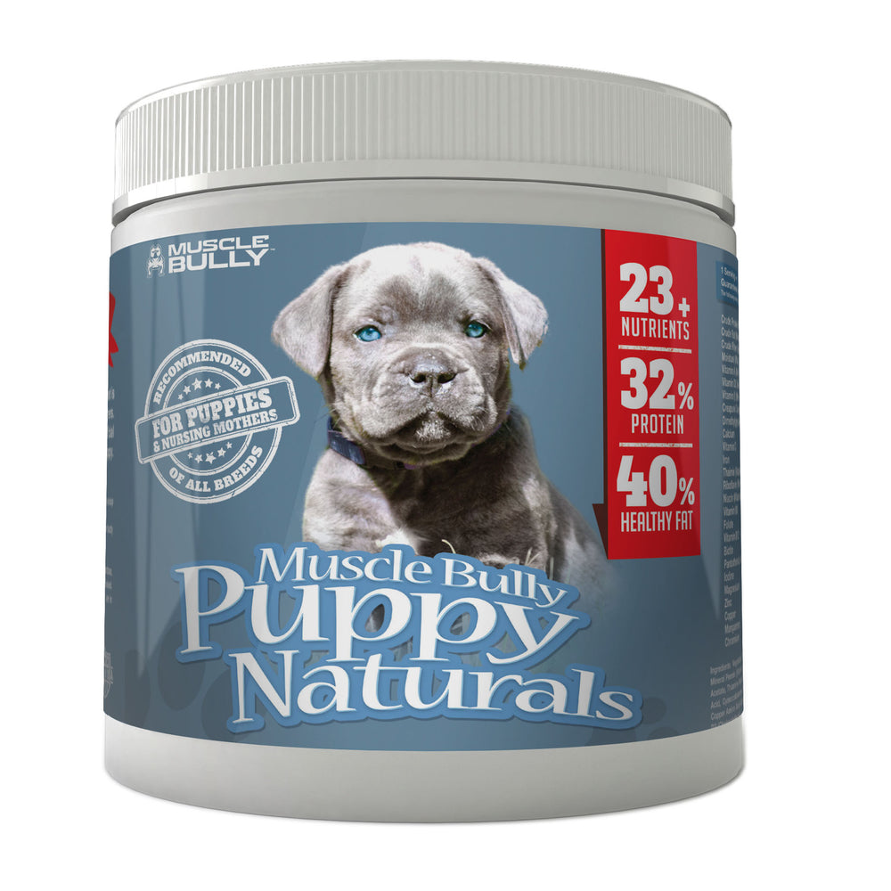 Puppy Naturals Sample (7 Servings)