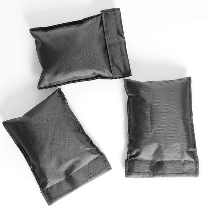 Empty Weight Bags (Complete Set for XDOG Vest)