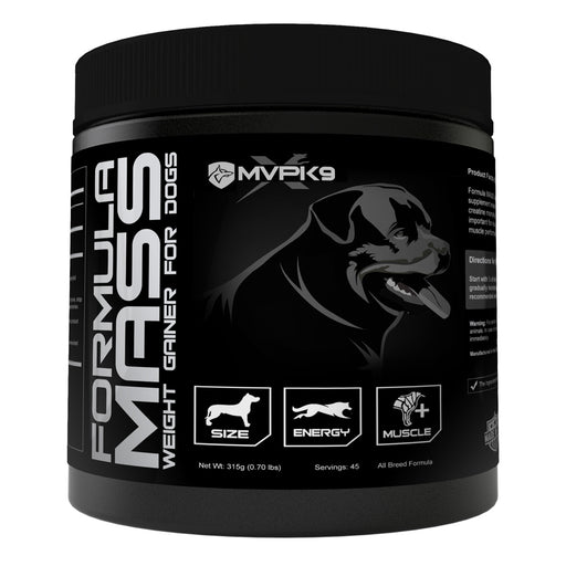 Formula Mass Weight Gainer