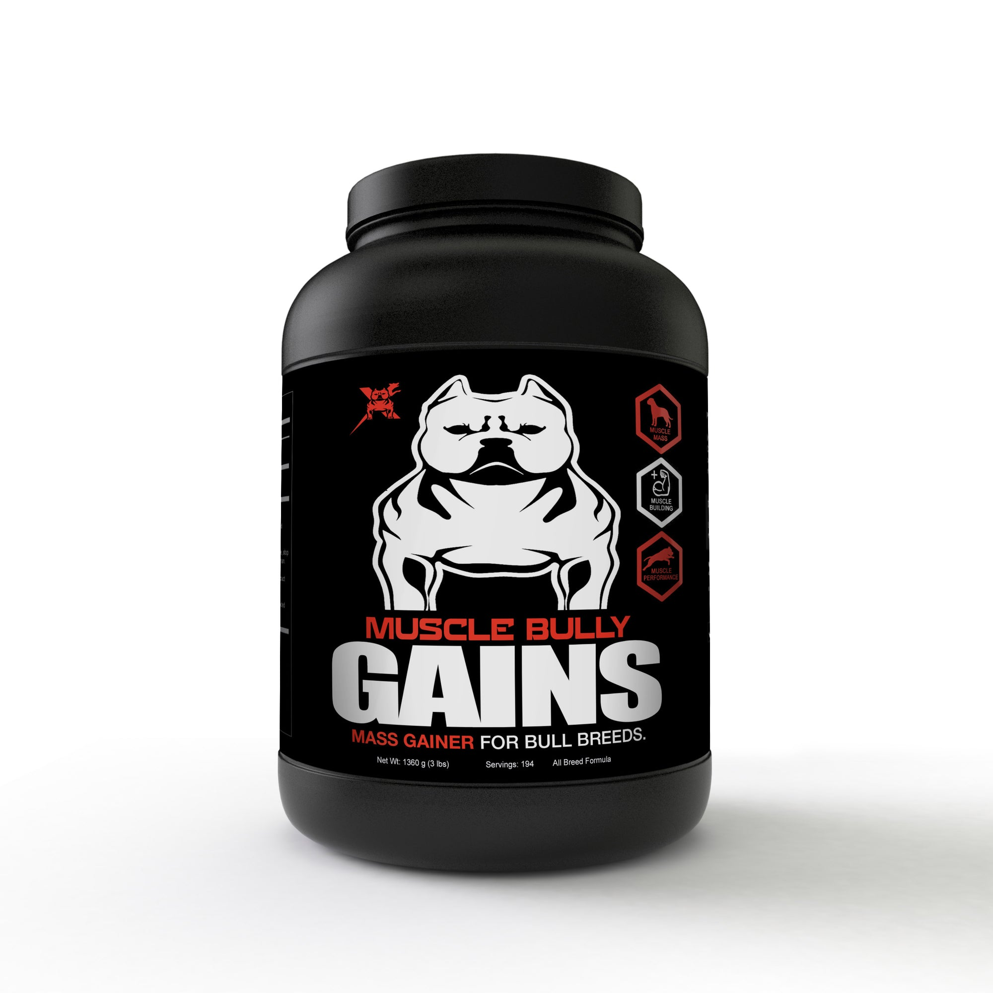 Muscle Bully Gains 194 Servings (Closeout)