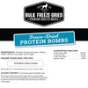Freeze-Dried Chicken Protein Bombs