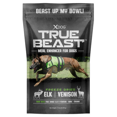 True Beast Freeze-Dried Elk & Venison (Meal Enhancer)