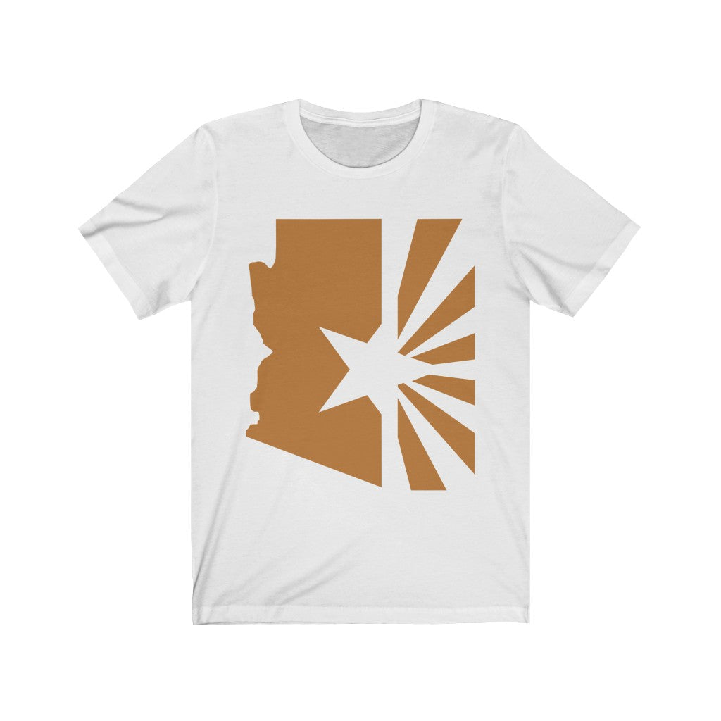 "Men's State Series ""Copper Flag"" Tee"