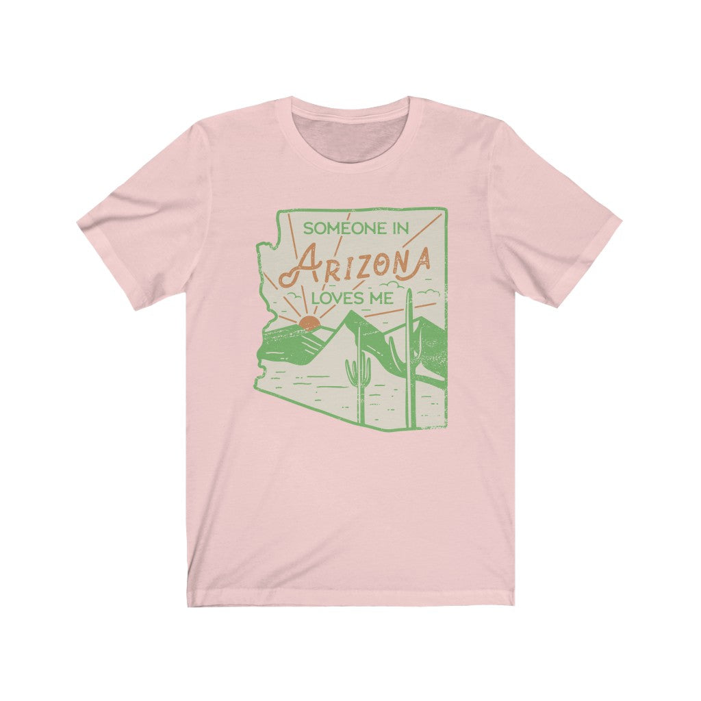 Women's Someone Loves Me Tee (Front)