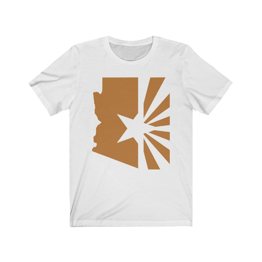 "Women's State Series ""Copper Flag"" Tee"