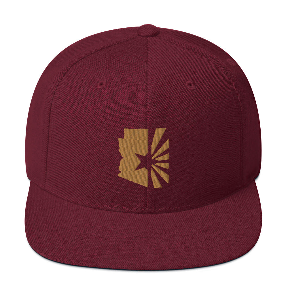 "State Series ""Copper Flag"" Snapback Hat"