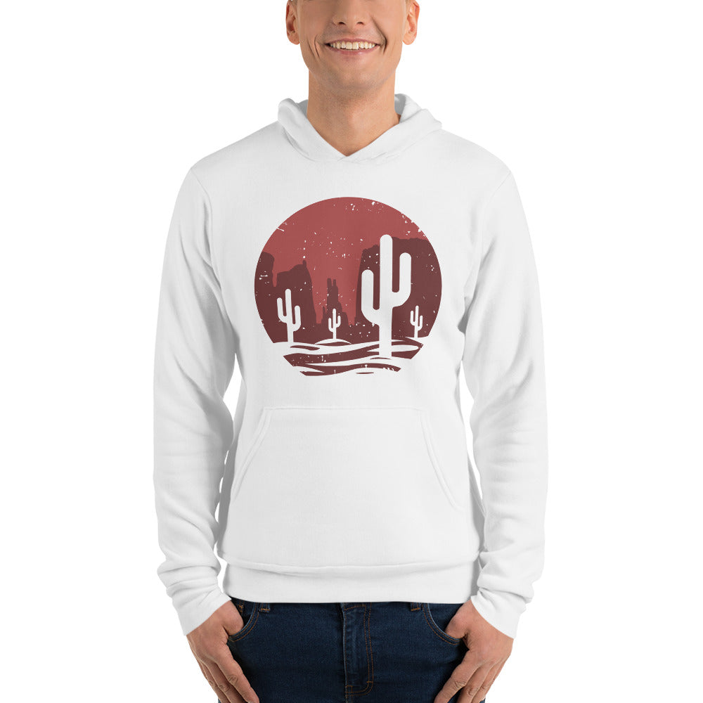 Men's Cathedral Rock Pullover hoodie (Unisex)