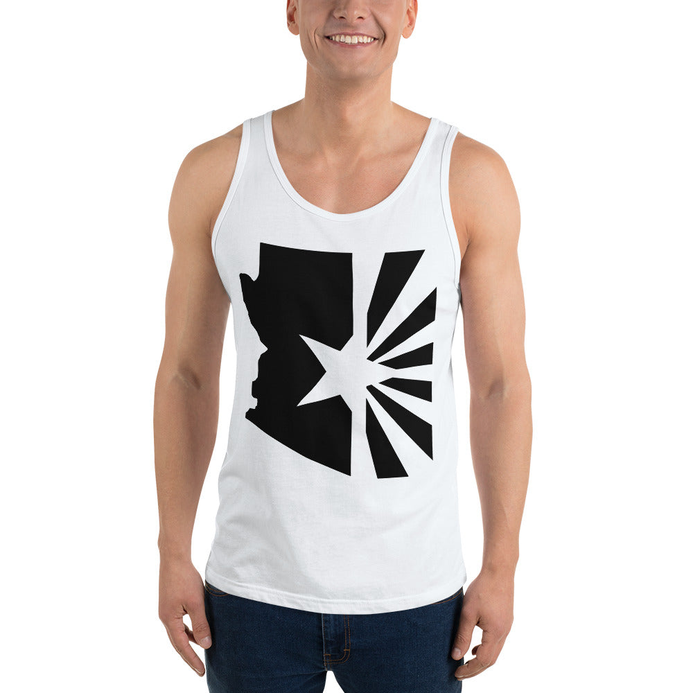 "Men's State Series ""Black Flag"" Tank"