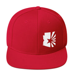 "State Series ""White Flag"" Snapback Hat"