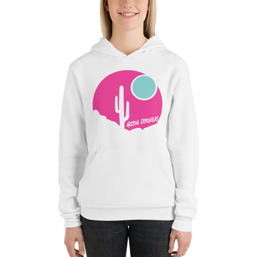 Women's Arizona Moonlight Pullover hoodie (Unisex)