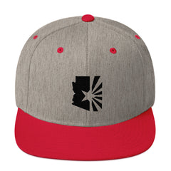 "State Series ""Black Flag"" Snapback Hat"