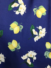 Load image into Gallery viewer, Lemon Print dress