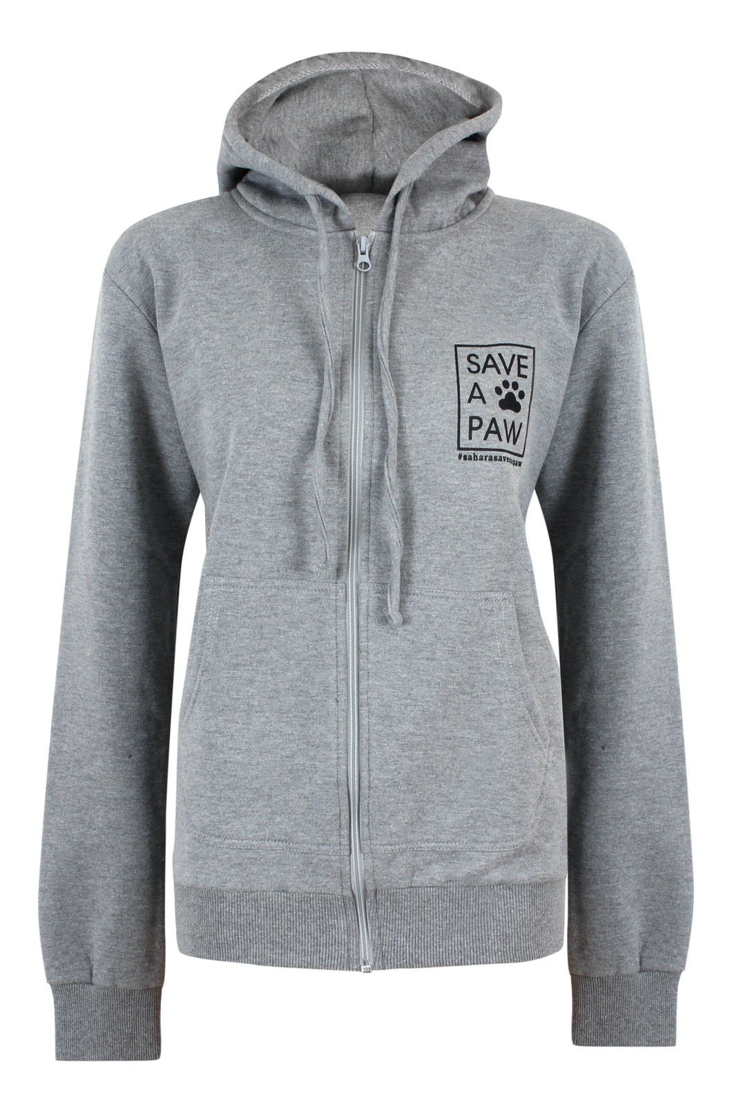 Women's Save A Paw Hoodie