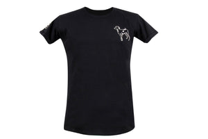 Balady Dog Print SAP T-shirt.