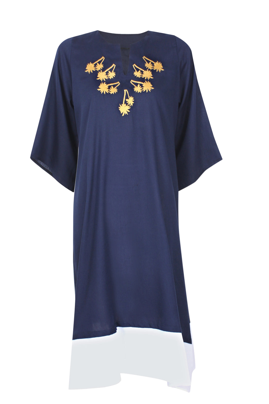 Embroidered Kaftan.