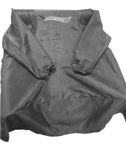 FREESTYLECAPE™ - Premium Salon Cape With Patented Sleeves (Your Clients Will LOVE it!)