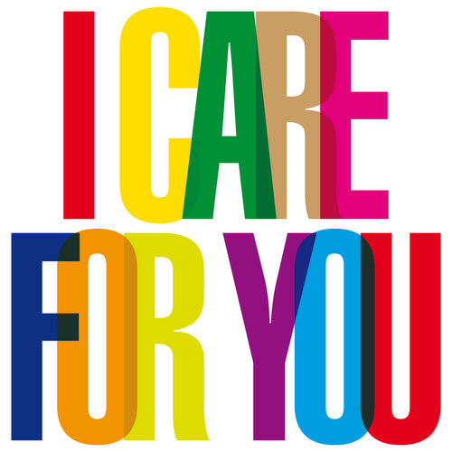 I CARE FOR YOU