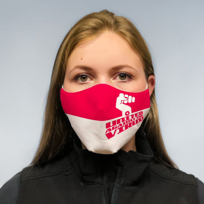 solidarity mask -  United