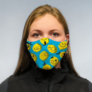 solidarity mask - A Smile A Day
