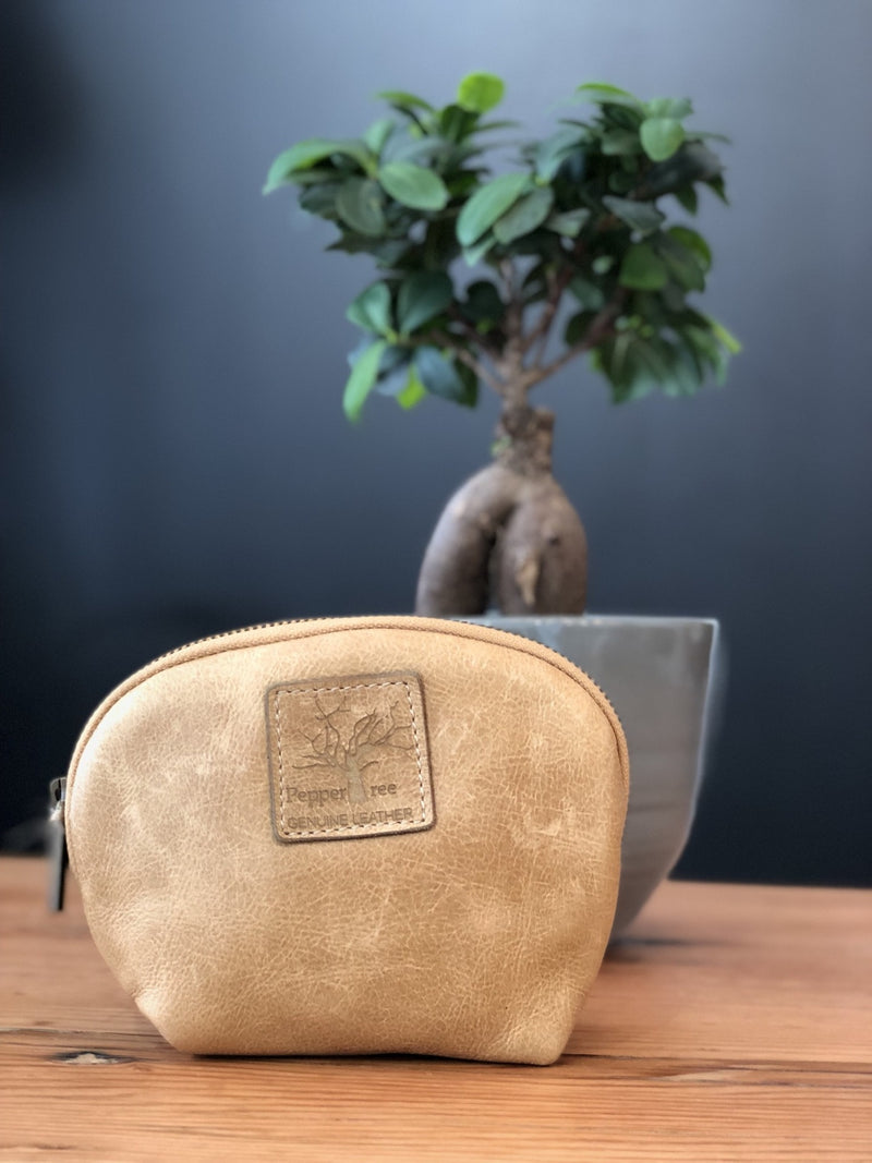 Peppertree Light Leather Purse