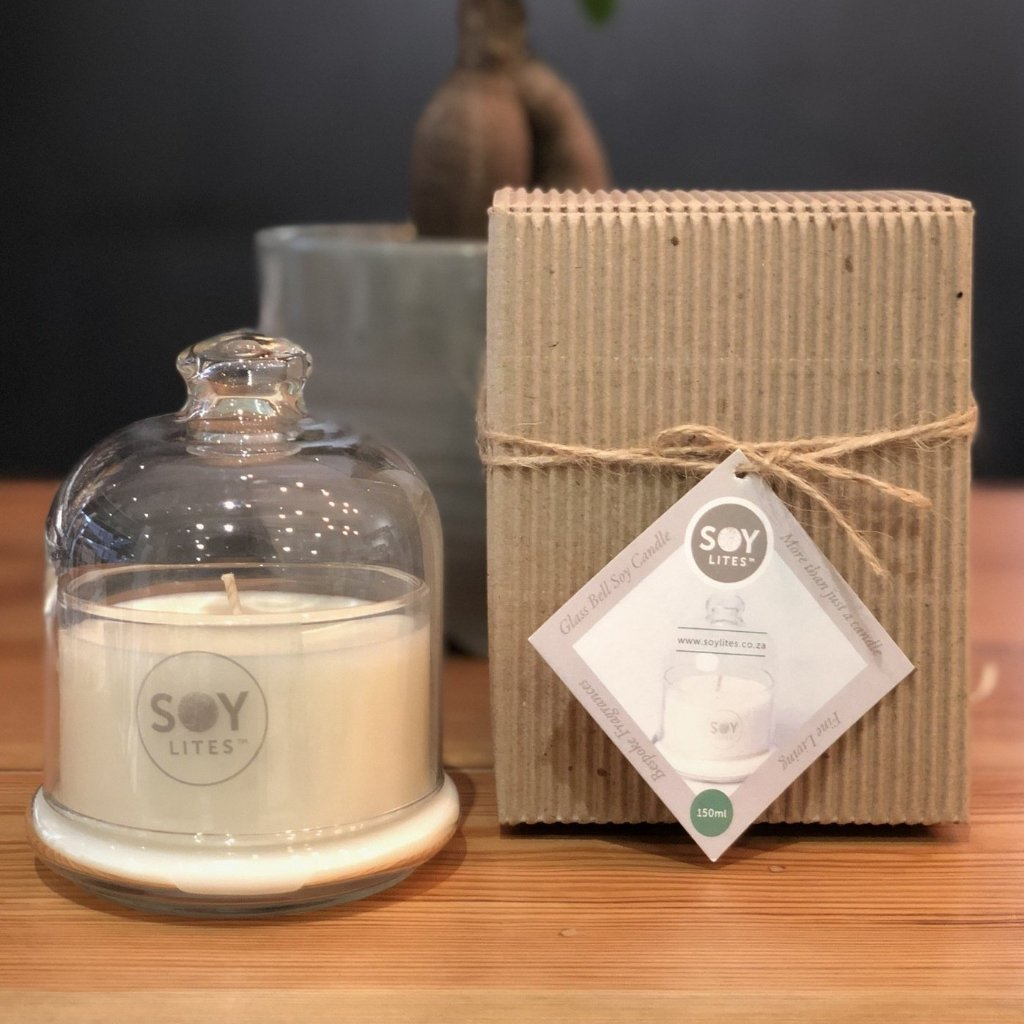 Soy Lites Moisturising Decor Candle - Harmony Bell
