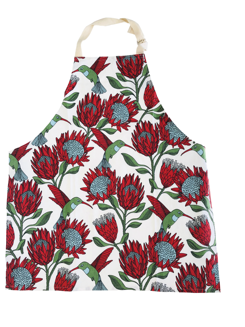 Mongoose Apron Pride of India Cherry