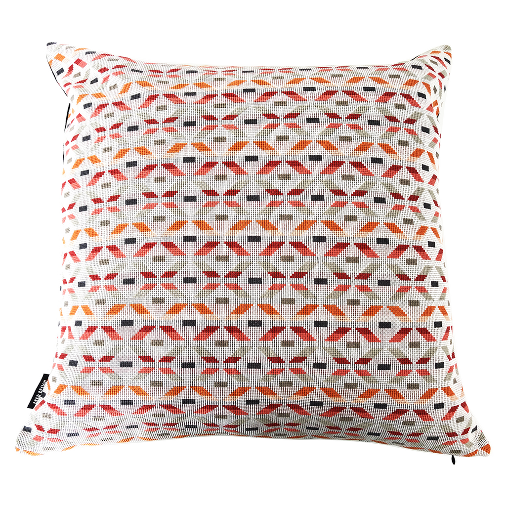Deer Design Cushion Covers 60x60 - Transcend Fiery