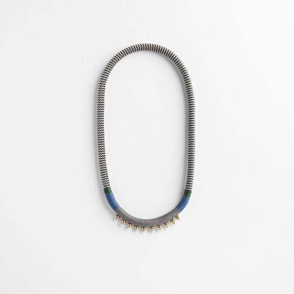 Pichulik Pinnacle A Necklace - Teal