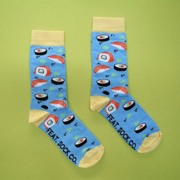 Feat Sock Co Sushi