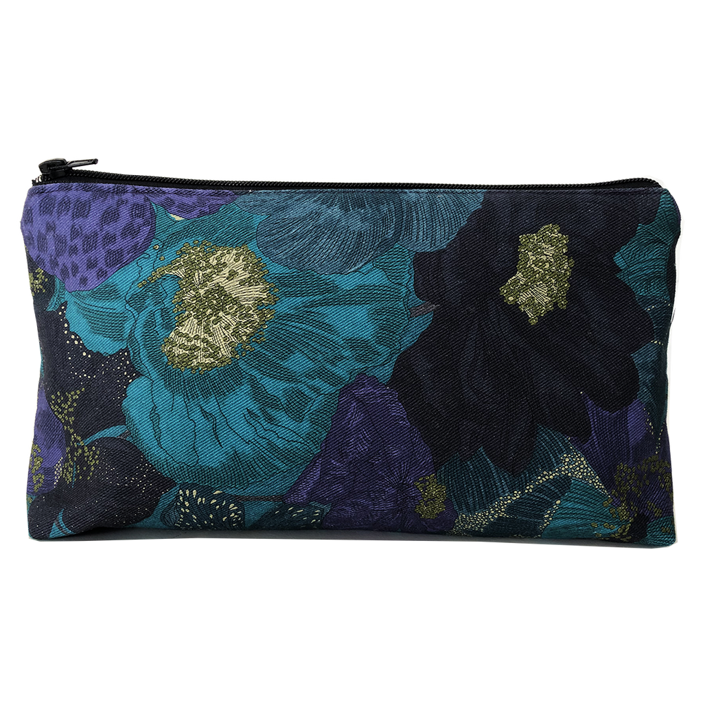 Deer Design Large Makeup Bag - Magic Garden