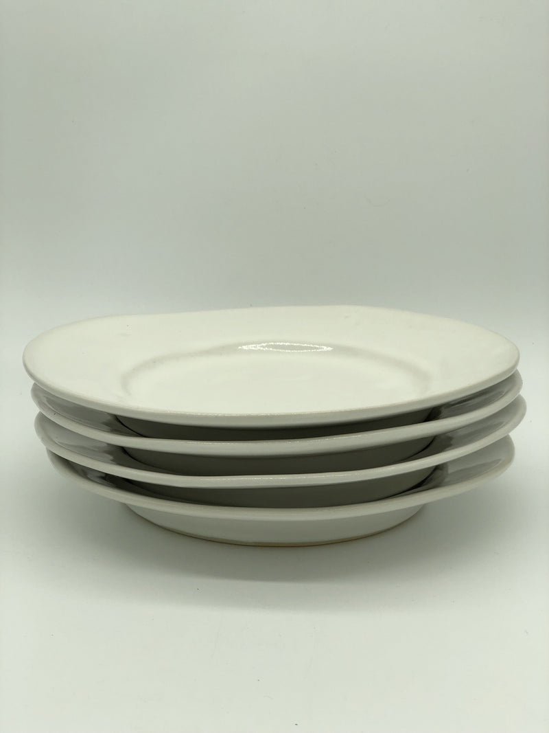 Mervyn Gers Dinner Plate White set of 4