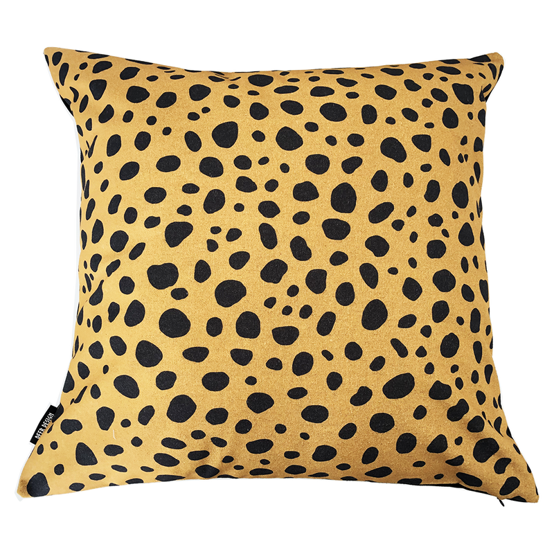 Deer Design Cushion Covers 60x60 - Machu Burn